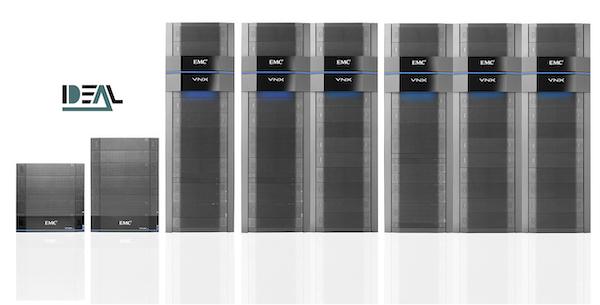 EMC تجهیزات ذخیره سازی