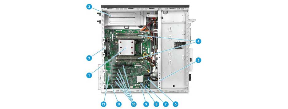 HP-ProLiant-ML110-Generation-9-(Gen9)